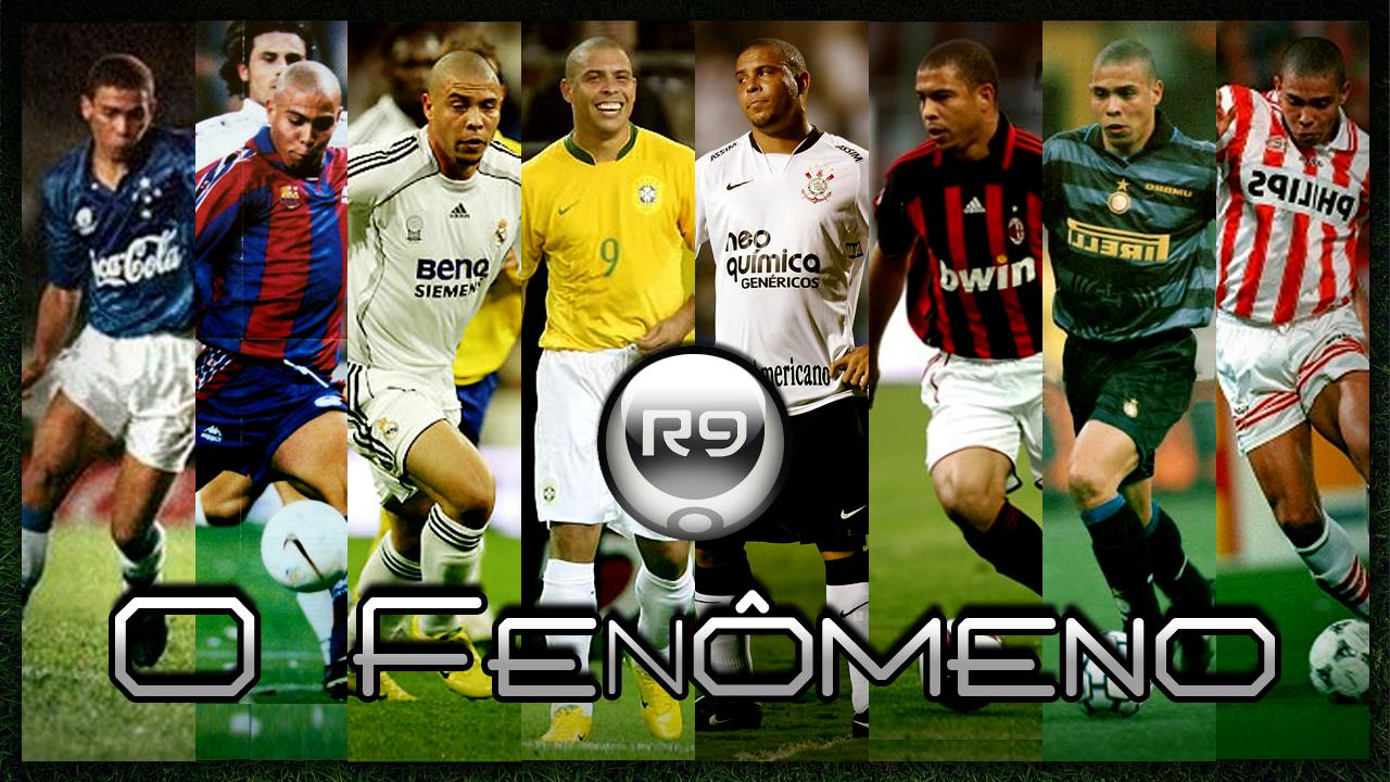 Ronaldo o fenomeno by kbashpach on deviantart