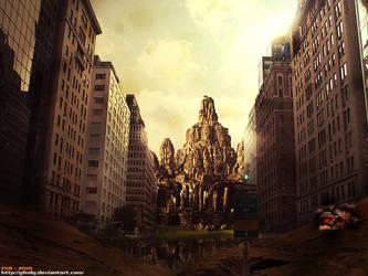 New York City by yFNDy