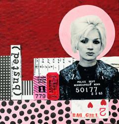 Bad Girl #3 by Glenyss