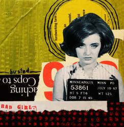 Bad Girl #2 by Glenyss