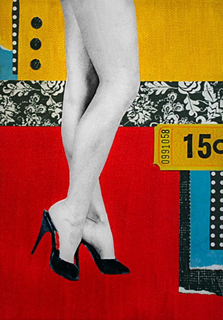 Legs by Glenyss