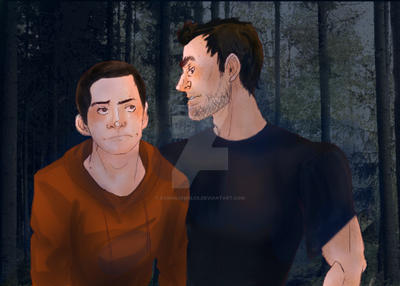 Sterek (Finished) by ConiglioDolce
