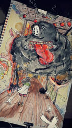 Ruined (Spirited Away) by jhasthedeathnote