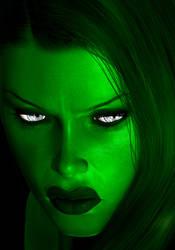 She Hulk by IanDSharman