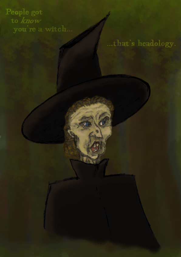 Esme Weatherwax: Headology by rashaka