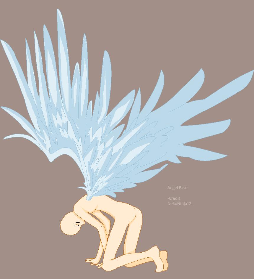 Angel Base by NekoNinja12 on DeviantArt