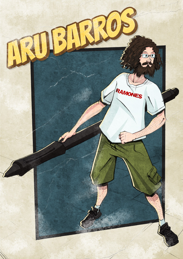 Aru-Metalhead's Profile Picture