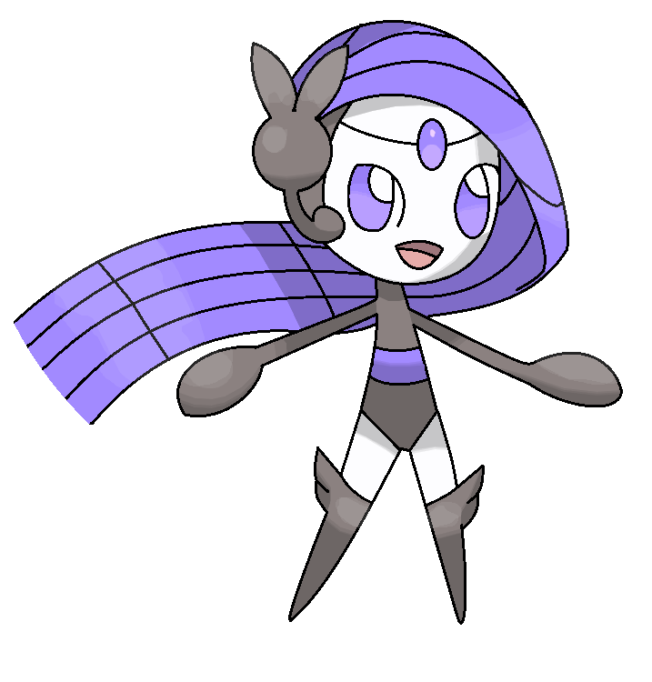 Meloetta (Glory Form) by Lucas-Costa on DeviantArt