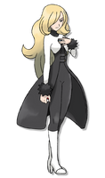 New Cynthia Outfit