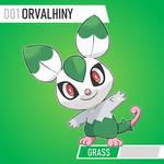 001 ORVALHINY