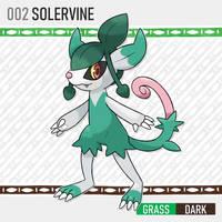 002 SOLERVINE by Lucas-Costa