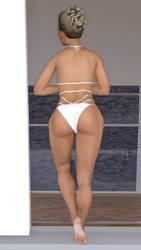Mila - Rear View by Oddman26