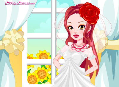 girl getting married by commetsupergirl323