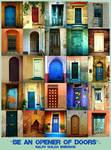 Opener of Doors by shuckaby