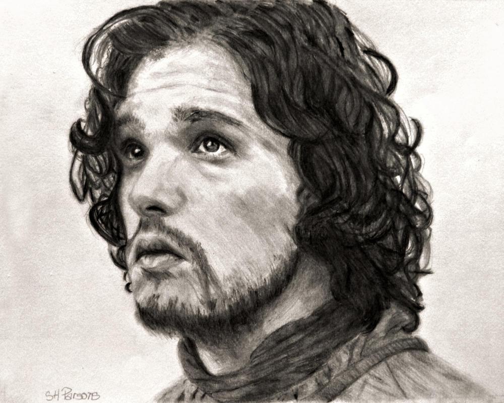 Jon Snow In Game Of Thrones By Shuckaby On Deviantart
