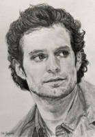 Pencil Drawing: Henry Cavill by shuckaby