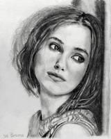 Keira Knightley by shuckaby