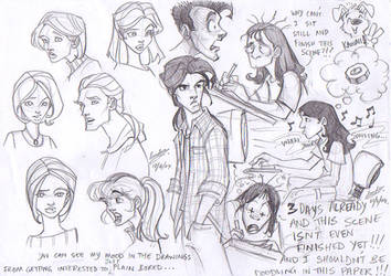 Sketch 20 by Sandora