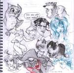 Sketches Dec 2013
