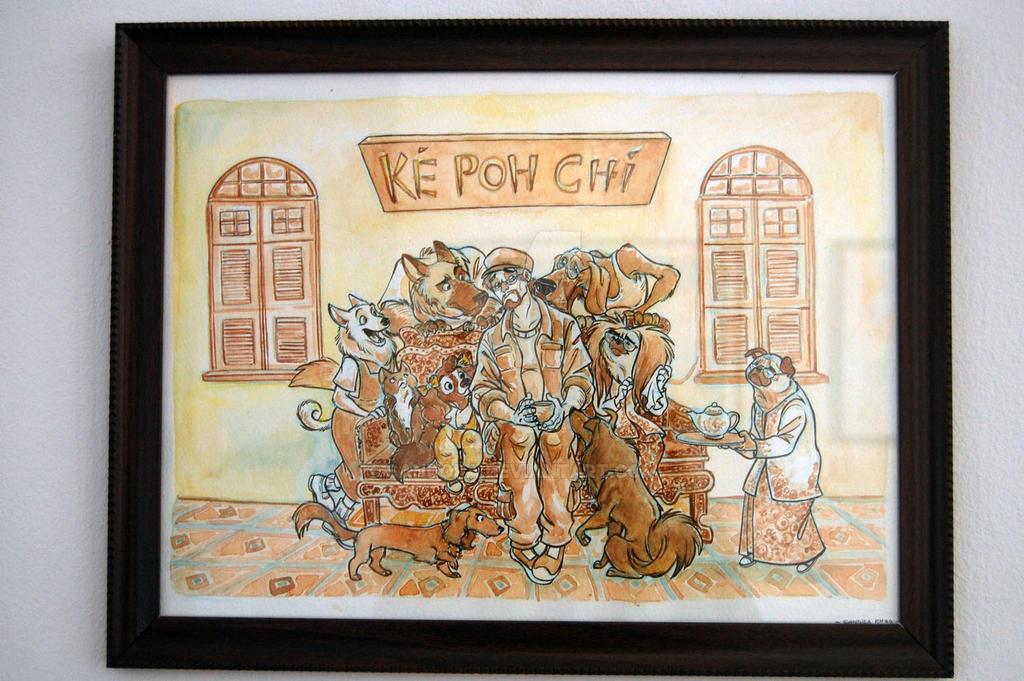 Keh Poh Chi by Sandora