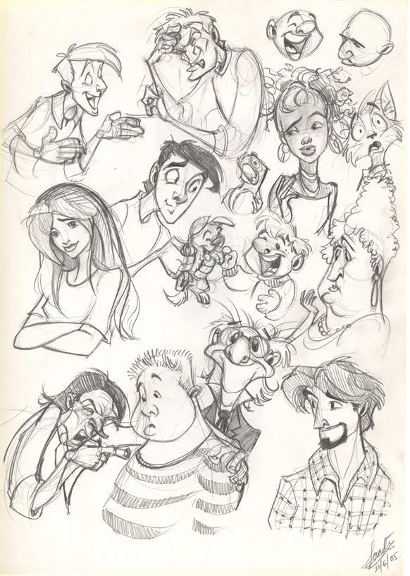 Sketch 27 by Sandora