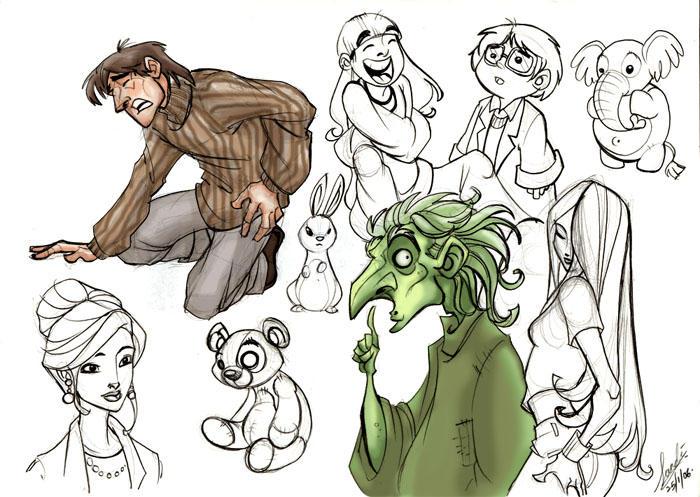 Sketch 32 by Sandora