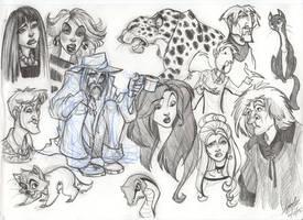 Sketch 33 by Sandora