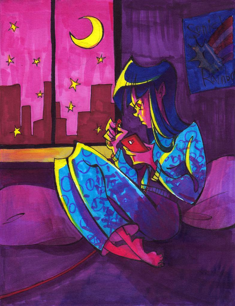 Good Night by Selebushka