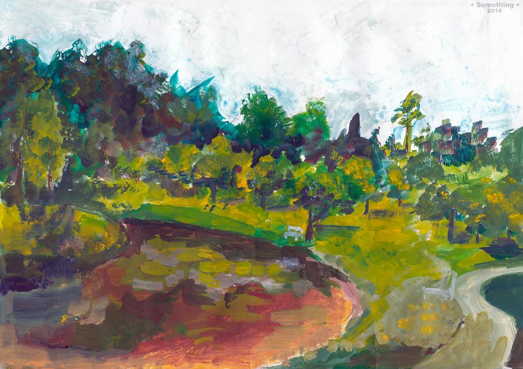 landscape#2 by Selebushka