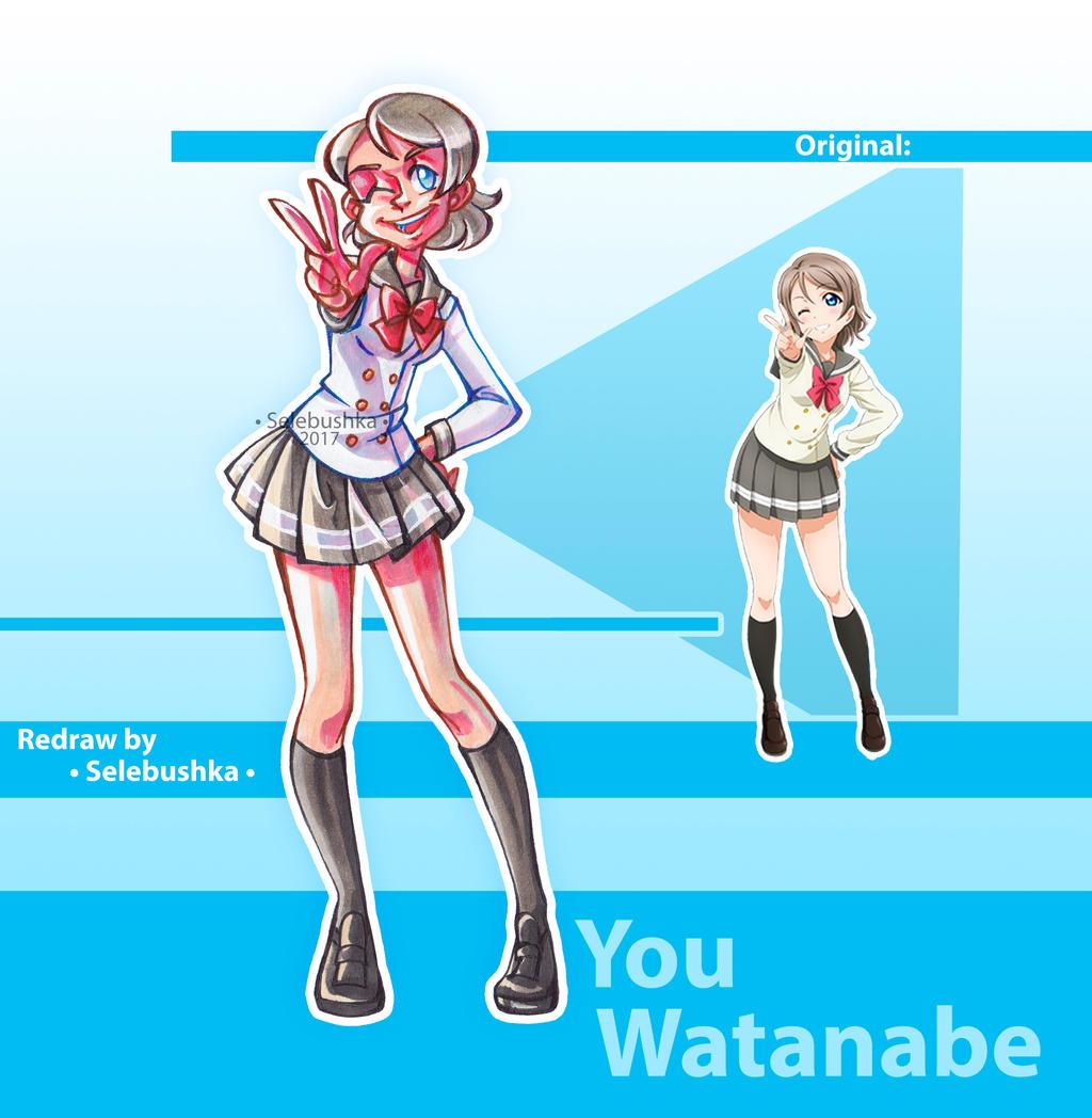 You Watanabe by Selebushka