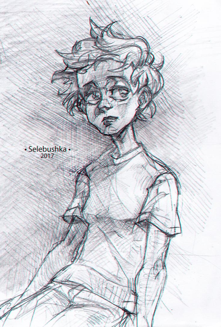 Sketch by Selebushka