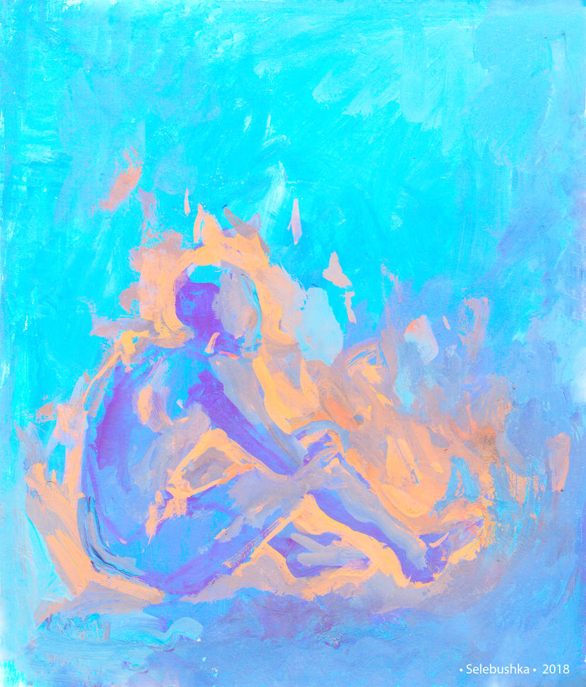 Burning out by Selebushka