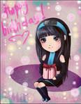 RITSUKA Happy Birth Day