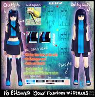 Random mistakes by Ritsuka-kawai