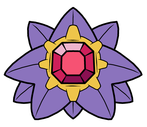 Best Nature For Starmie
