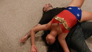 Wonderwoman mixed bodypile