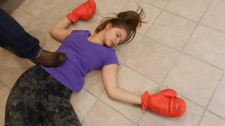 Ingrid defeated!