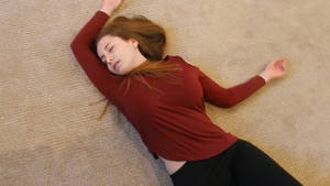 Cindy Slumbering