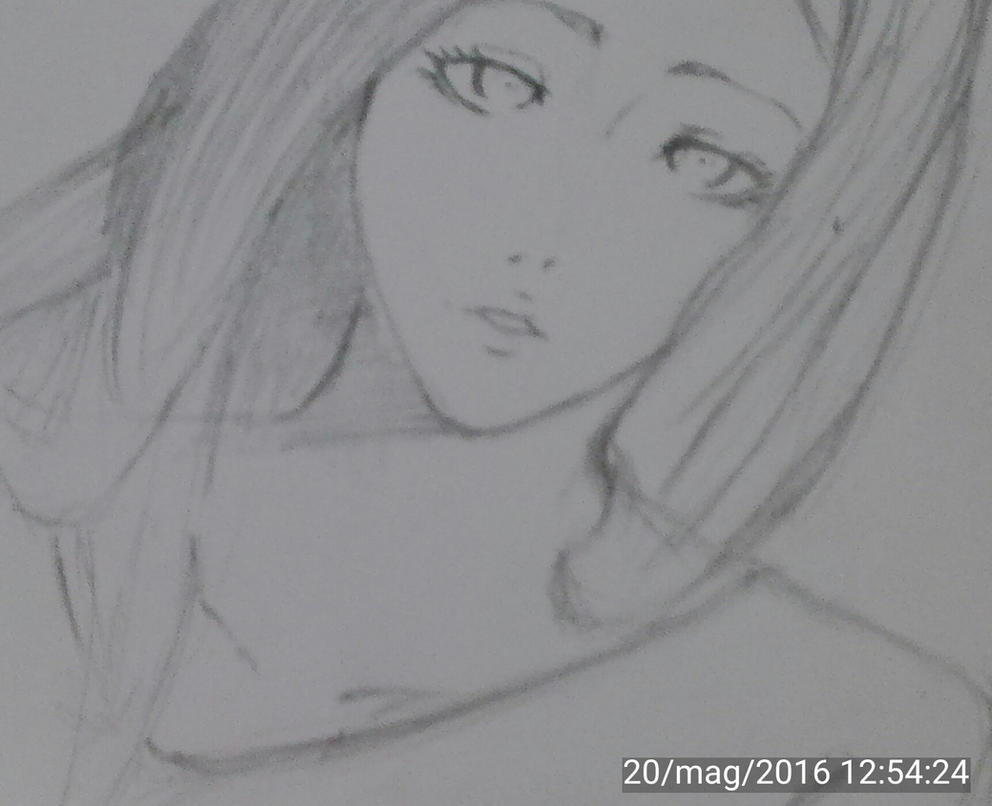MorningWarmup sketch by UsamaruAyakura