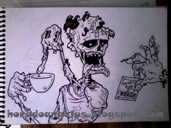 Coffee Brain by AngeloCarvalho