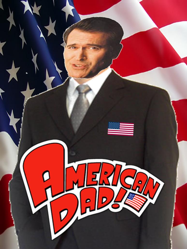 American dad movie by neyebur