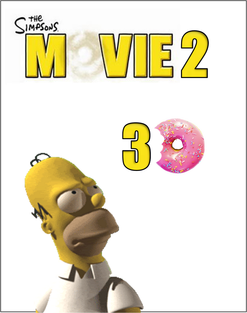 The Simpsons Movie 2 3d By Neyebur On Deviantart