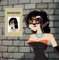 Wanted Nefastula by Neyebur