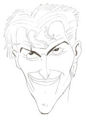 Joker by Neyebur