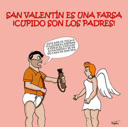 San Valentin by Neyebur