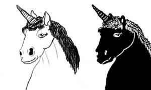 Dos Unicornios para Laura Gallego