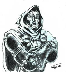 Doctor Doom by Neyebur