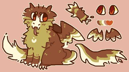 Doggo Dragon