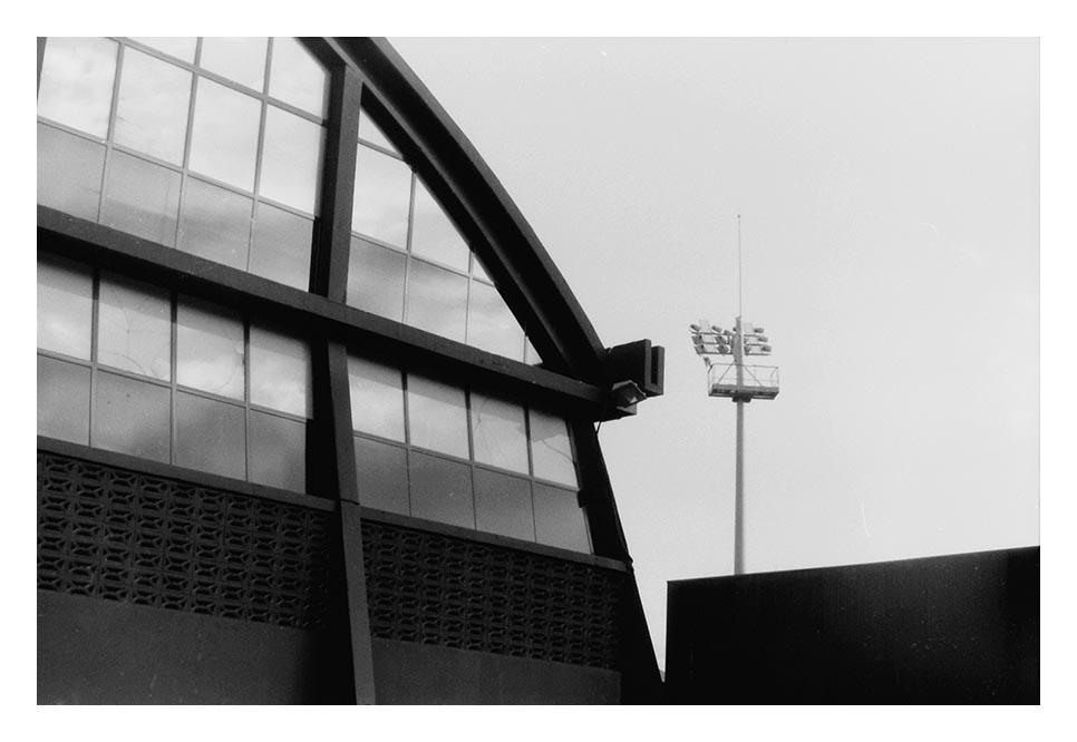 Municipal bowling center by Selfassault