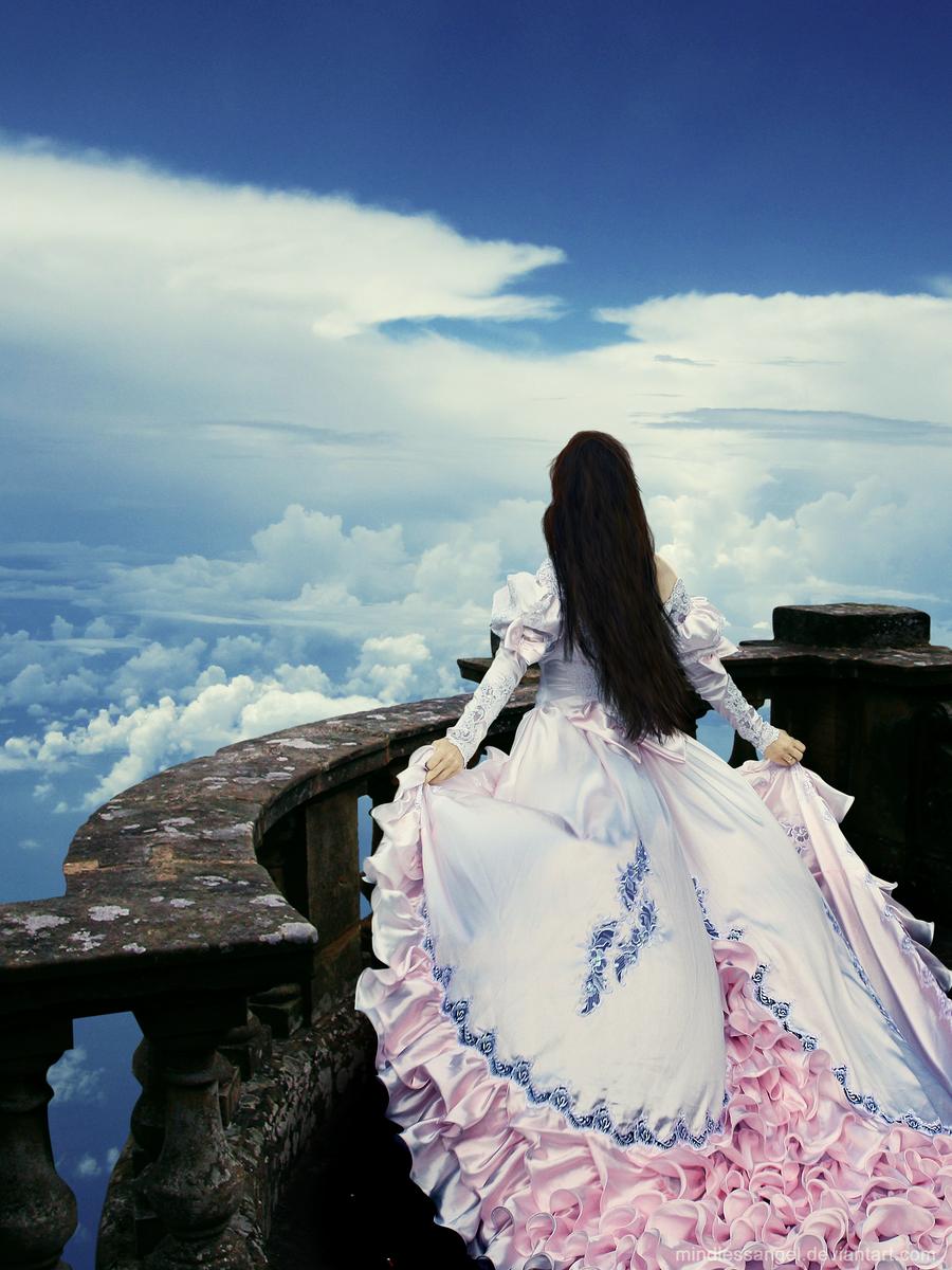 Ocean Sky by MindlessAngel